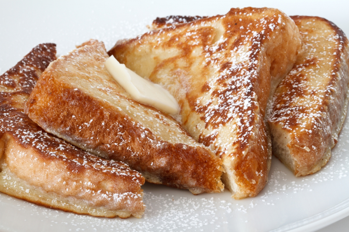 Fluffy French Toast – Cuisine Recipes