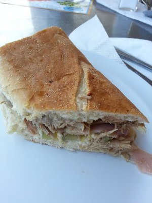 Cuban sandwish