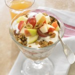 Applesauce-Breakfast-Parfait