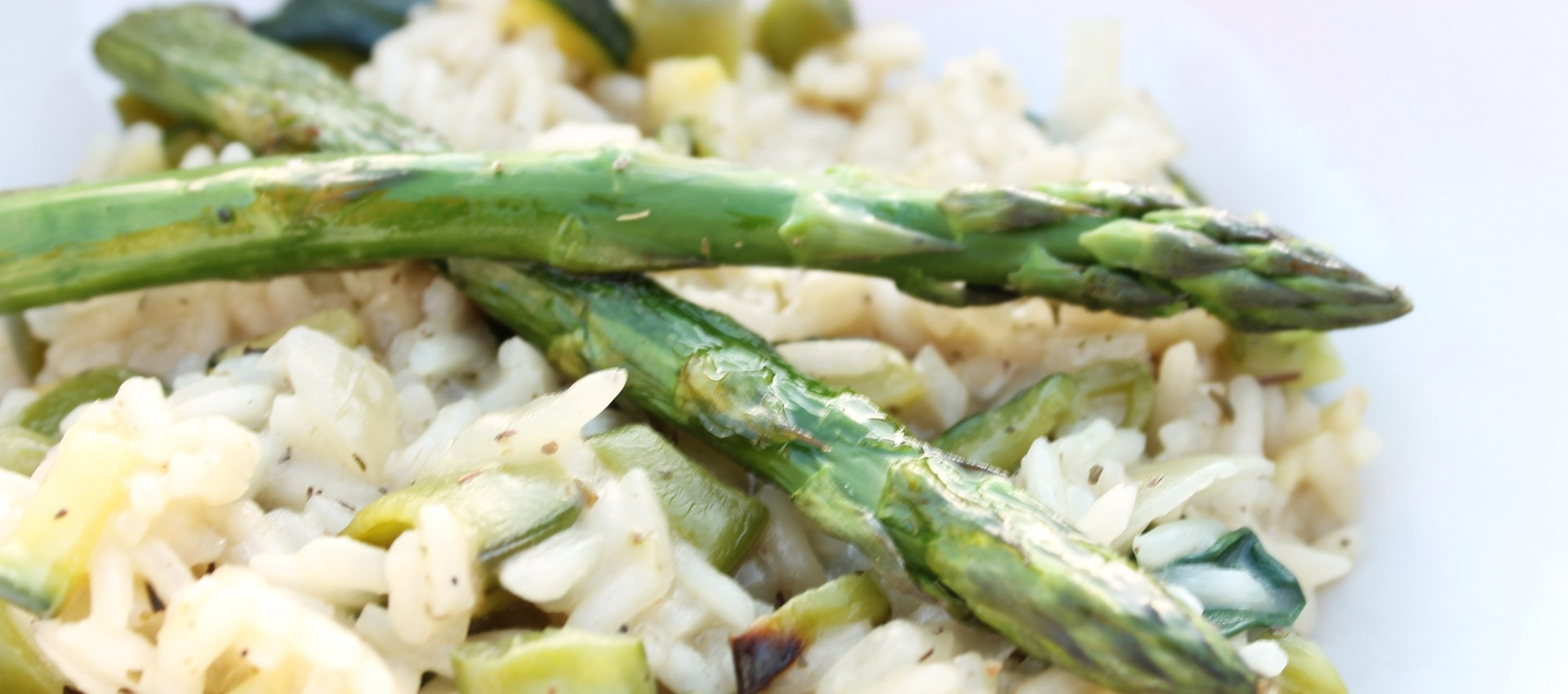 Asparagus-and-Courgette-Risotto