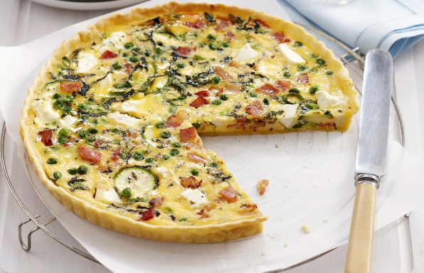 Your Food - $55 basket 5 meals - Spring Quiche